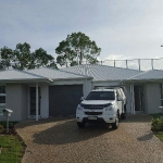 Caboolture new house handover