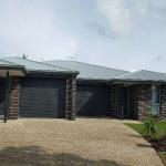 Morayfield new house singel storey handover