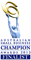 Australian Small Business Awards - Finalists