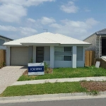 Redbank Plains single storey new house handover