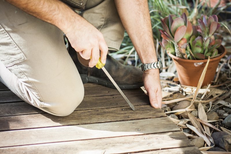 Annual Inspection Service | Deck Safety Inspection
